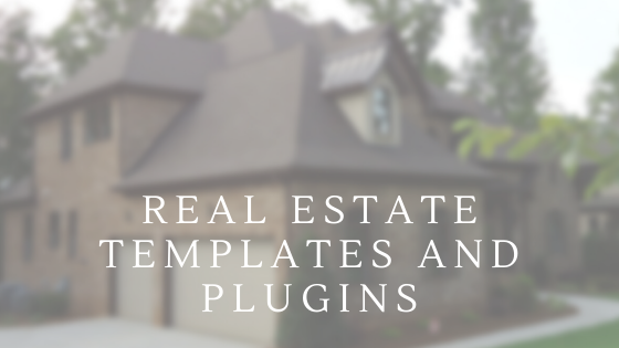 Real Estate Templates and Plugins njgvbdc